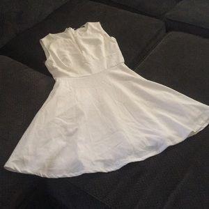 df718856a929 Lulu s Dresses - Lulus smile per hour white skater dress
